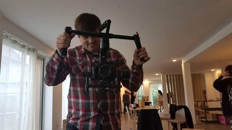 tournage vidéo pub grain de malice