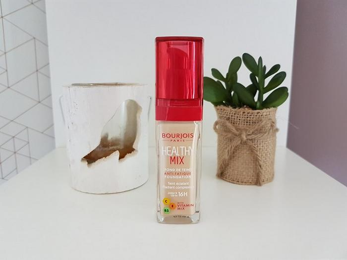 Fond de Teint Healthy Mix Bourjois – Revue