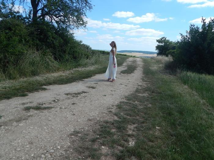 Ma robe de mariée…