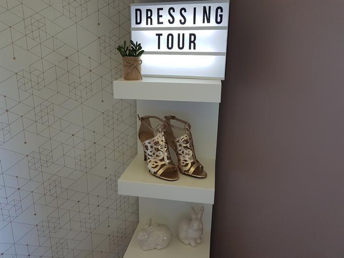 Dressing Tour!