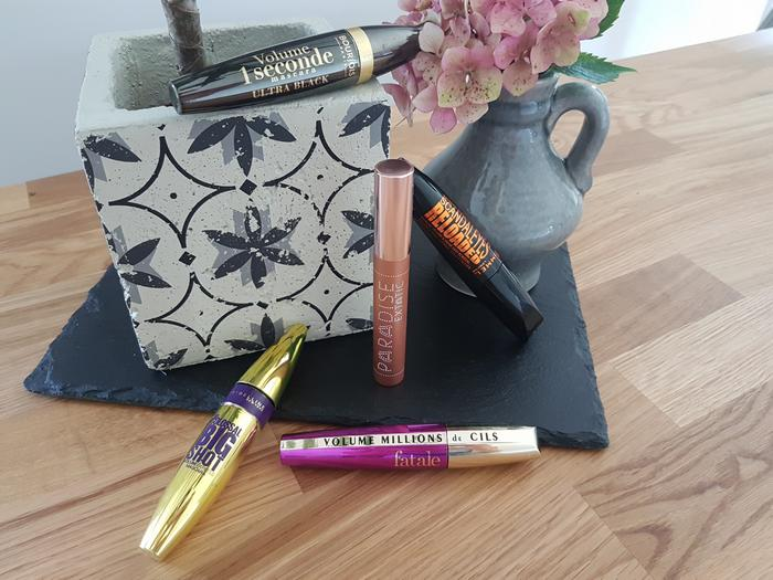5 mascaras de grande surface: la battle!