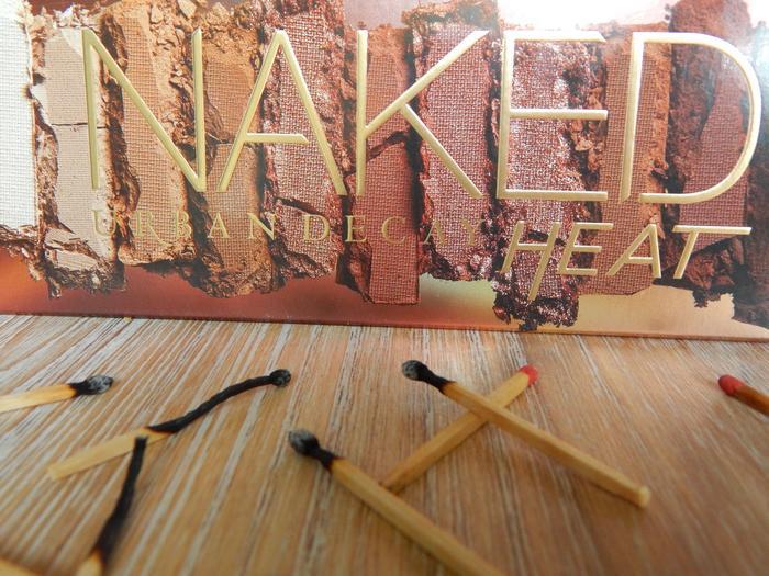 revue complète et détaillée sur la nouvelle palette naked heat d'urban decay