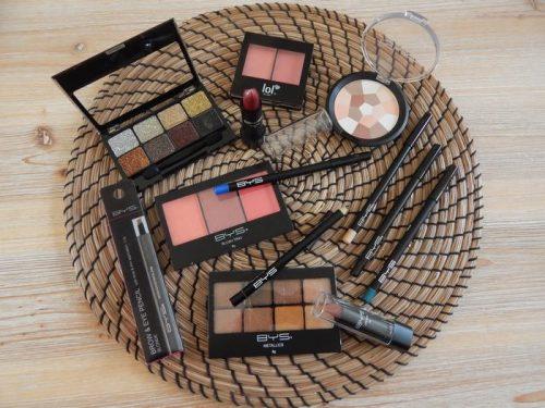 bys maquillage petits prix mais top ou flop atelier de. Black Bedroom Furniture Sets. Home Design Ideas