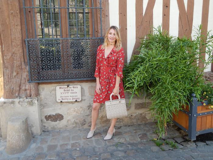 Bye bye summer x la robe rouge!