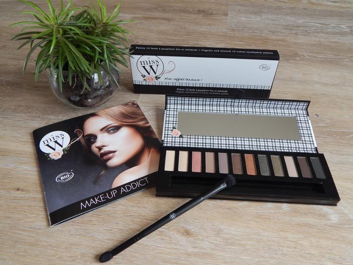 Maquillage bio Miss W, on dit oui? + concours