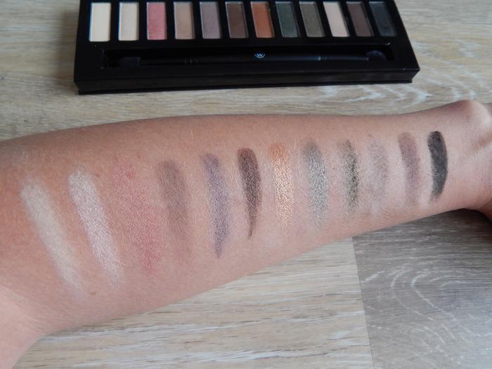 Test et revue du maquillage bio Miss W