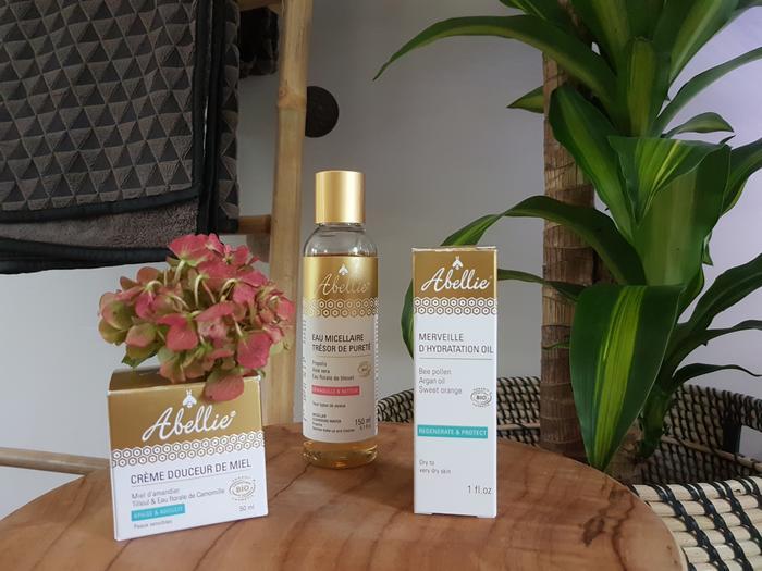 Découverte des soins naturels et bio Abellie + concours