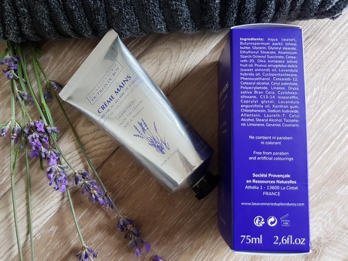 découverte et test de 3 produits de la marque française la savonnerie du pilon du roy