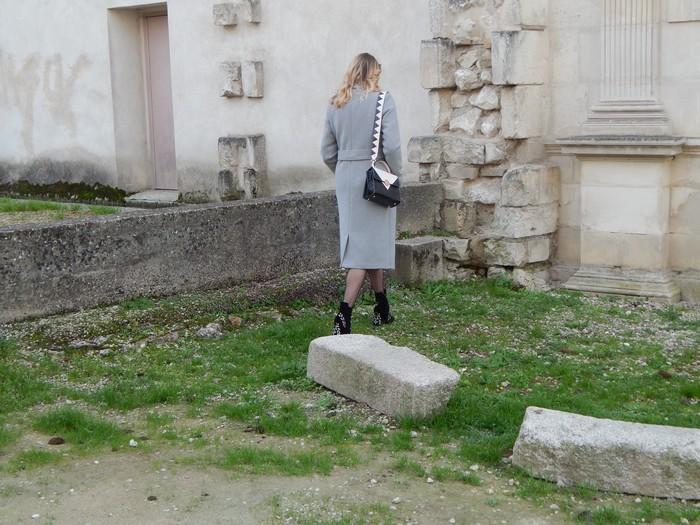 Look: le manteau long