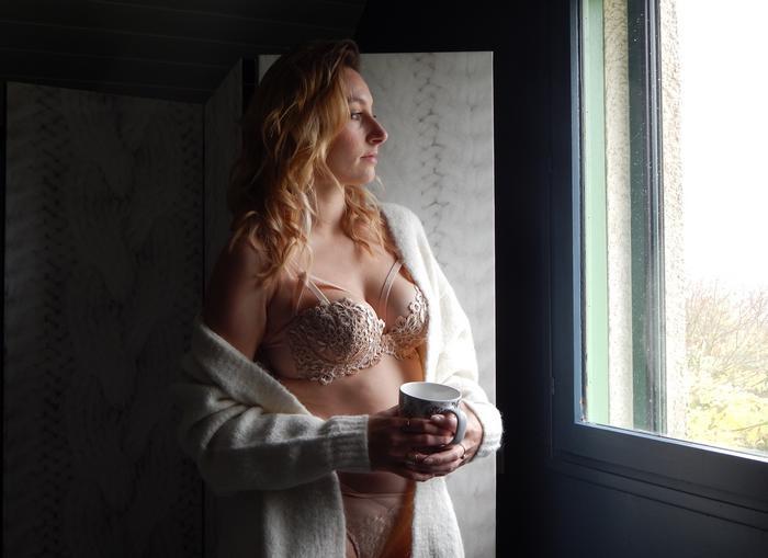 présentation de l'eshop de lingerie glamuse