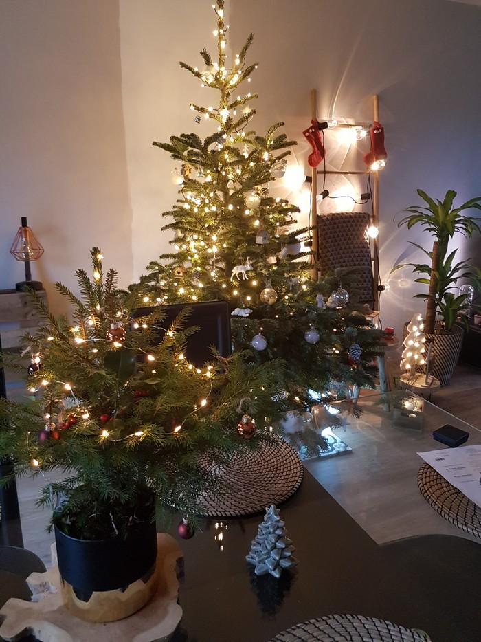 Mes décorations de Noël, je vous invite chez moi!