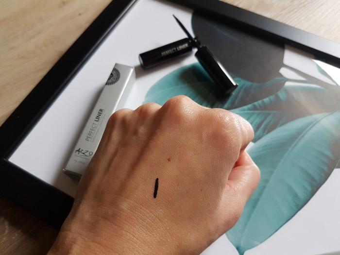 découverte du maquillage azzo professionnel