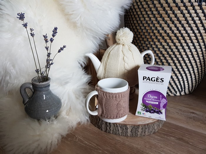 test et découverte des thés et infusions pages