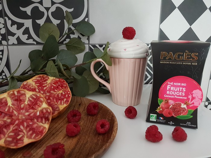 Pagès: une marque de thé et infusion au top!