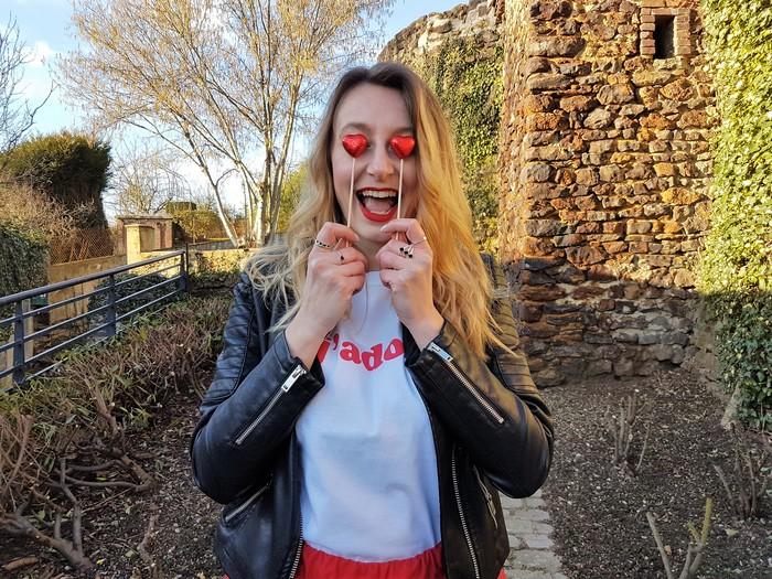anecdotes et look pour la saint valentin