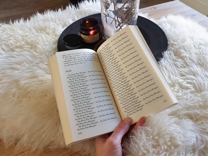 Je suis une fille de l'hiver: lecture et mon histoire avec l'anorexie