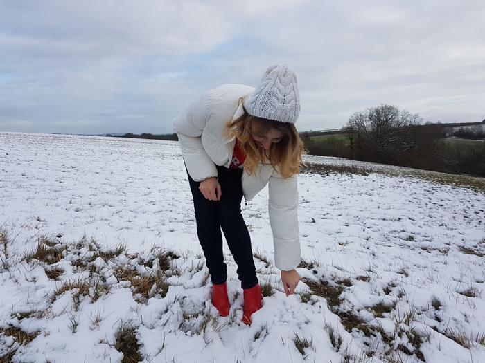 conseils pour rester stylée dans la neige