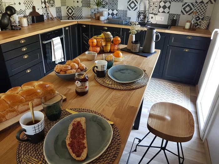 cuisine comment cr er un lot central moindre co t atelier de tendances. Black Bedroom Furniture Sets. Home Design Ideas
