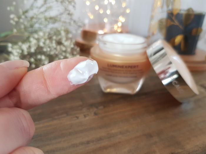 test de la gamme luminexpert Dr Pierre Ricaud pour une peau rayonnante