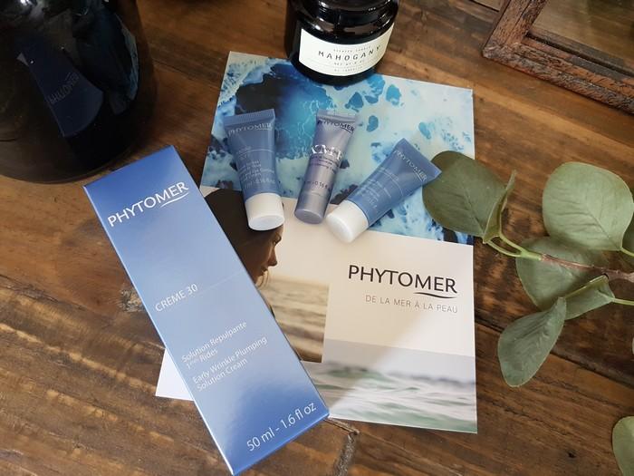 Crème 30 Phytomer: le test