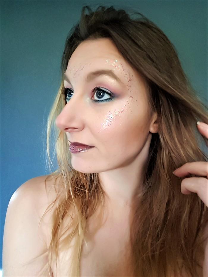 maquillage inspiration festival sirene avec nouveautés marque