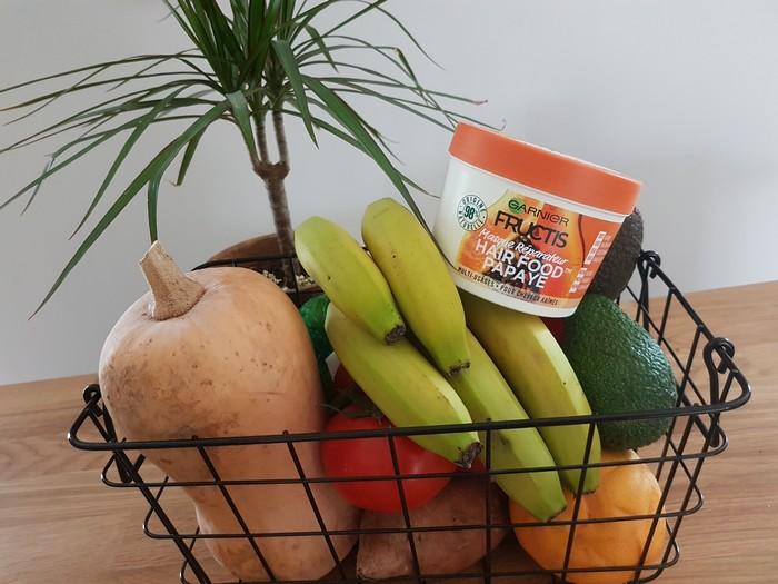 Masque Fructis Hair Food: Greenwashing ou pas?