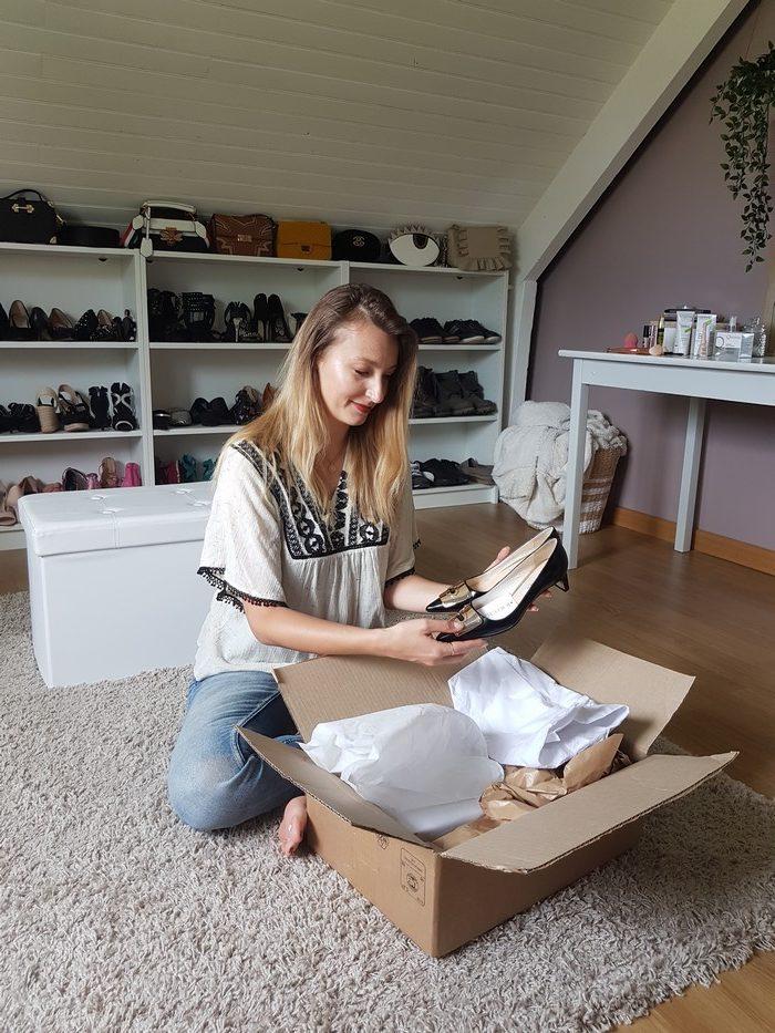 découverte Joli Closet dépôt vente de luxe