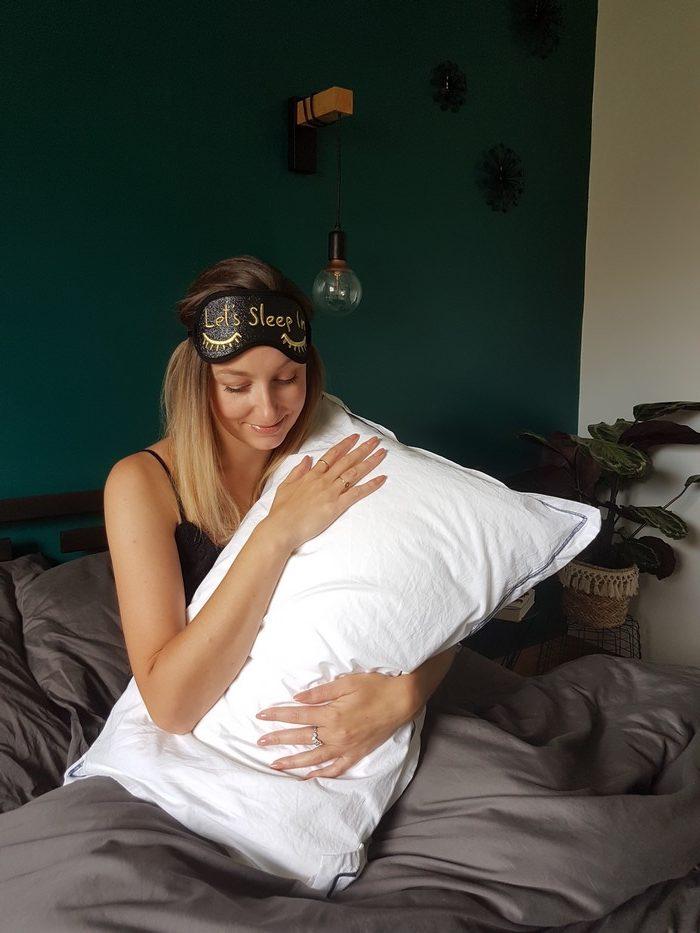 mon avis sur l'oreiller ergonomique Wopilo