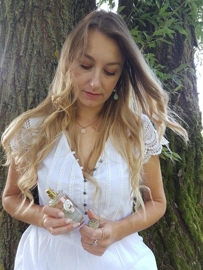 Découvrez ma revue sur l'édition limitée de l'eau parfumée bienfaisante Ylang de Roger & Gallet.