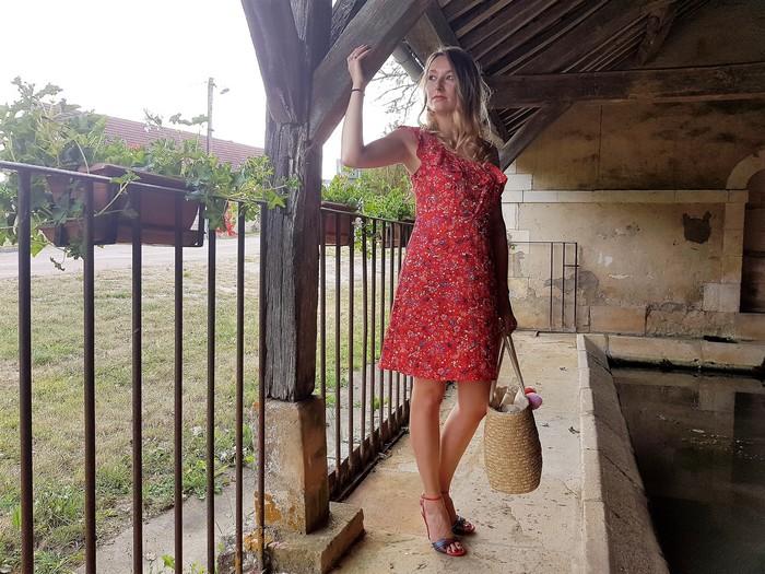 look robe d'été grain de malice idéale en temps de canicule