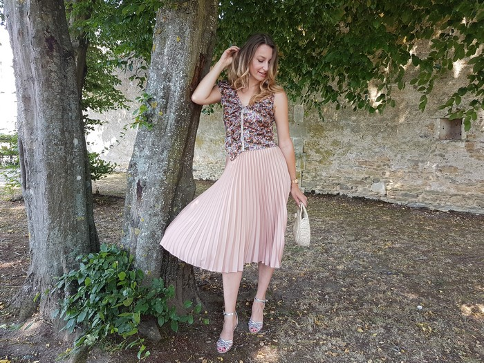 Tendance: Comment porter la jupe midi?