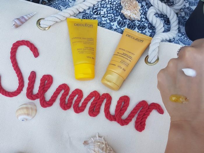 mon avis sur les produits cosmétiques décléor spécialiste aromathérapie