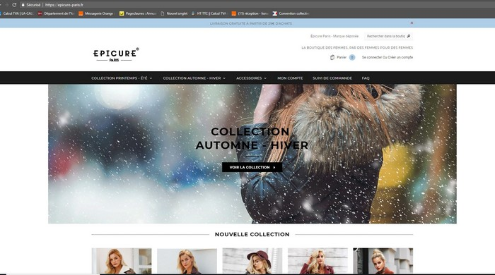 Partenariat – Epicure Paris une arnaque pour blogueuses et abonnées