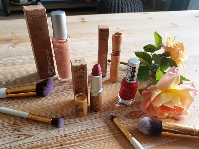 Mon avis sur le maquillage bio Couleur Caramel