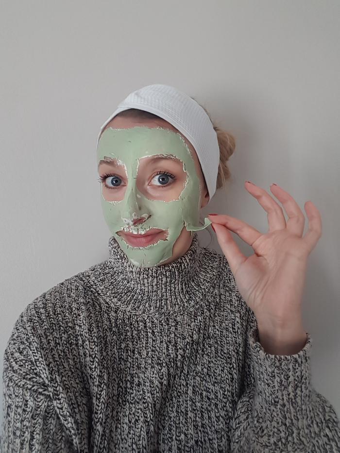 avis masque à modeler kiwi sephora