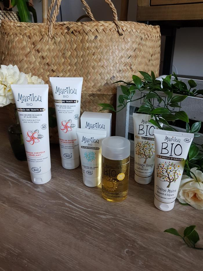 test et avis cosmetiques made in france marilou bio