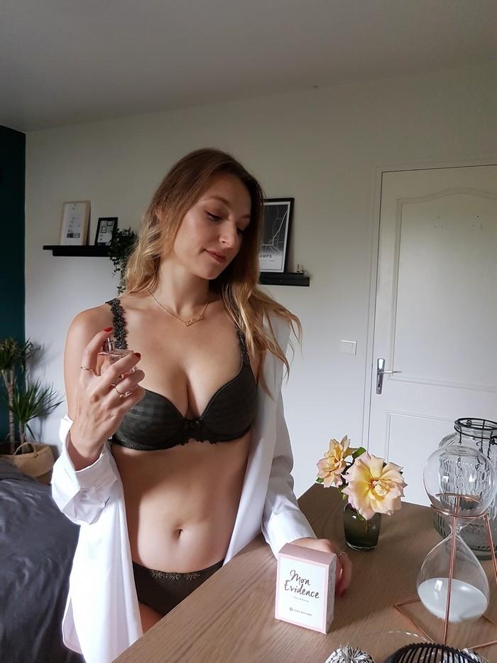 découverte et avis sur la lingerie Marie-Jo disponible chez Glamuse