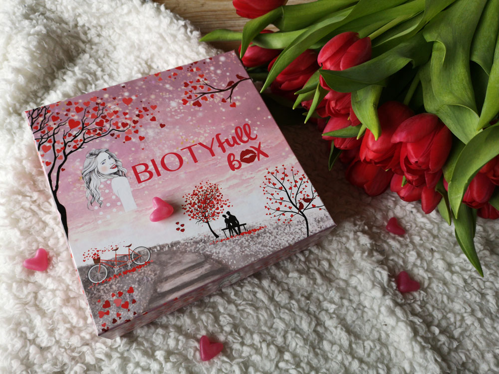 Biotyfull Box de Février: L'Amoureuse