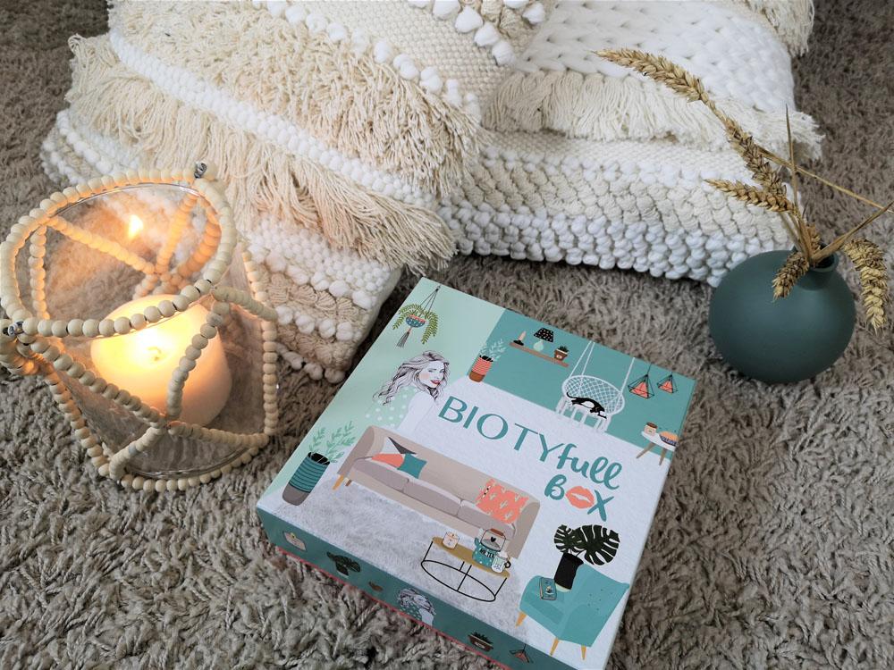 Biotyfull Box de Mai – Vivez le Hygge!