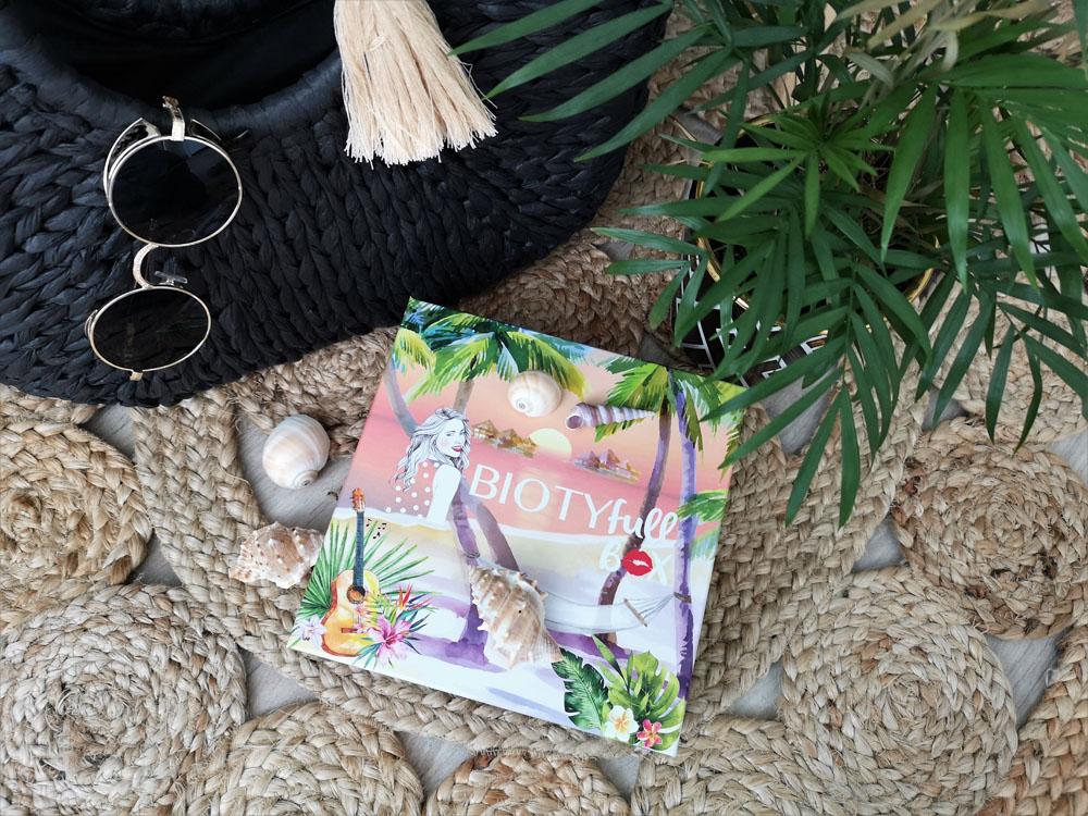 Biotyfull Box de Juin: Tropicale