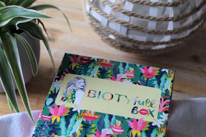 Biotyfull Box de Septembre: Sourire & Teint éclatant