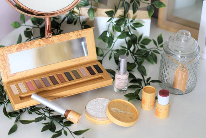 Urban Nature: nouvelle collection de make up bio Couleur Caramel