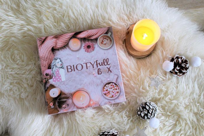 Biotyfull Box Cocooning Parfumé – Novembre 2019