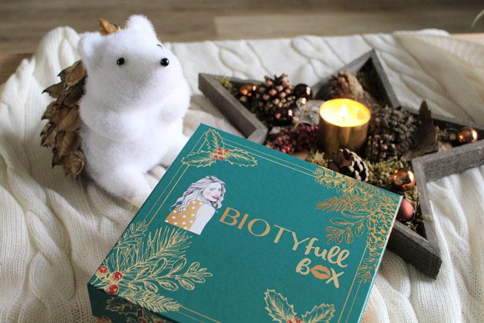 Biotyfull Box Décembre 2019: Raffinée & Scintillante