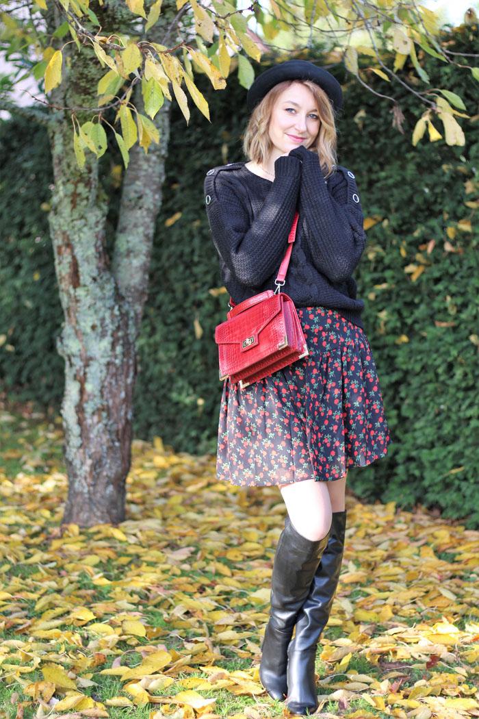 Lookbook de fin d'automne