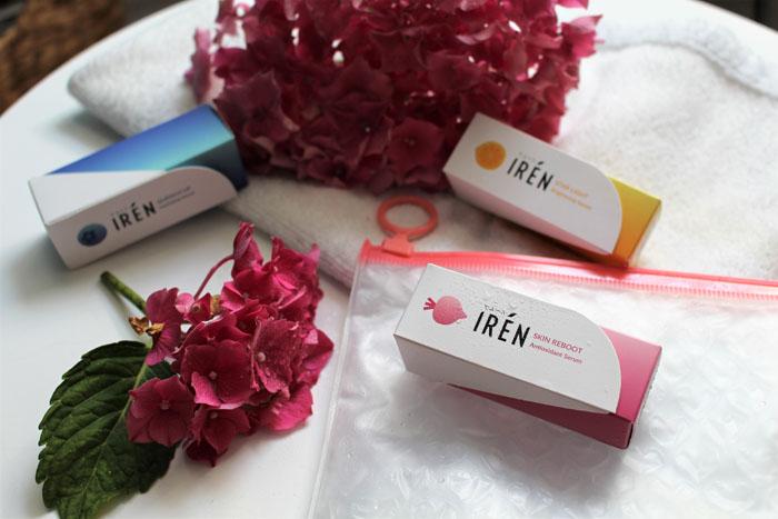 Irén Skin: la cosmétique Japonaise vegan