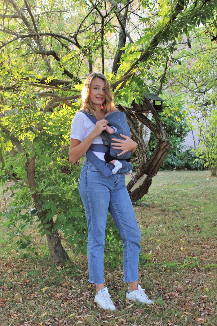 indispensables jeune maman porte-bébé babybjorn