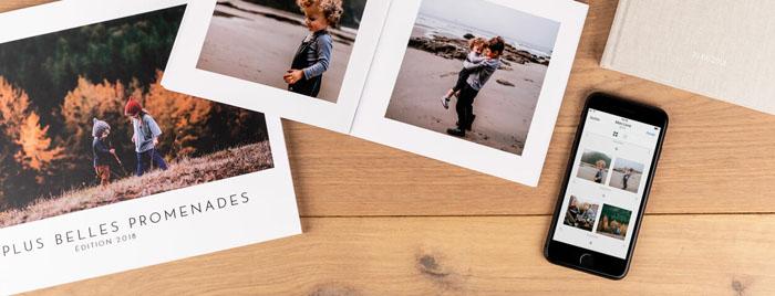 Rosemood: conserver ses souvenirs dans un album photo en ligne!