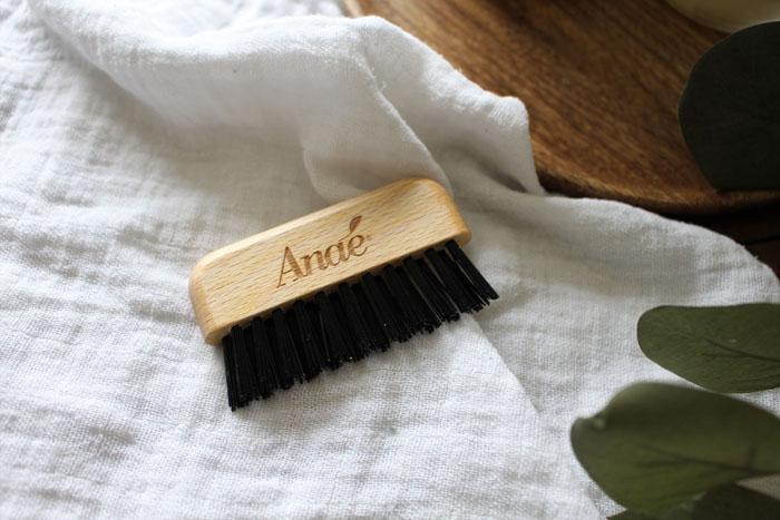brosse nettoyante pour brosse à cheveux