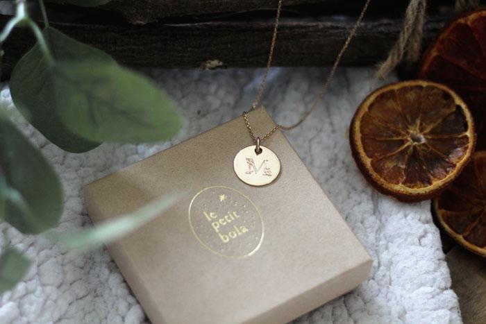 médaille personnalisée Atelier Aismée